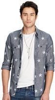 Denim & Supply Ralph Lauren Slim Star Cotton Workshirt