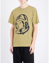 Billionaire Boys Club Astronaut-print cotton-jersey top