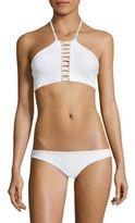 Mikoh Swimwear West Oz Bikini Top