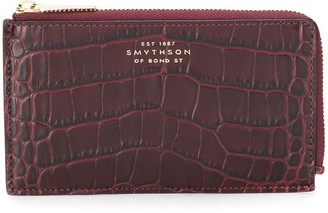 Smythson Panama coin purse