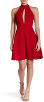 Do & Be Do + Be High Neck Sleeveless Skater Skirt