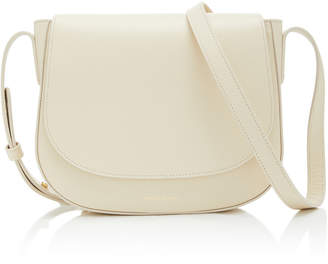 Mansur Gavriel Pebble-Grain Leather Crossbody Bag