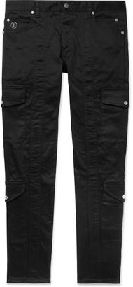 Balmain Slim-Fit Stretch-Denim Jeans