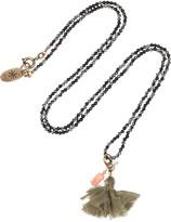 Isabel Marant Howlite charm necklace