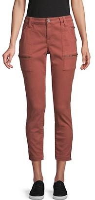 Joie Park Skinny Twill Pants