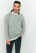 Wemoto Bdc Grey Embroidered Sweatshirt