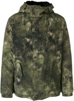 Marcelo Burlon County of Milan camouflage jacket