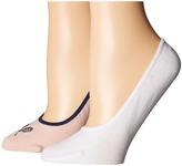 Cole Haan 2-Pair GrandPro Tennis No Show Women's No Show Socks Shoes