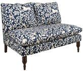 Skyline Furniture Pantheon Admiral Armless Loveseat