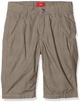 S'Oliver Boy's 63.705.74.5893 Slim Fit Short,(Manufacturer Size: 110)