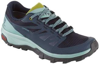 L.L. Bean L.L.Bean Women's Salomon Outline Low Gore-Tex Hiking Shoes