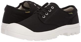 Palladium Pampa Ox Originale (Black/Marshmallow) Shoes