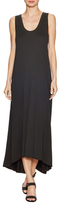 Three Dots High Low Maxi Dress
