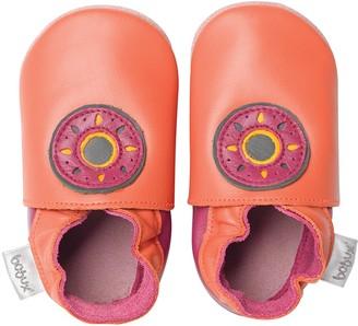 Bobux BB 4217 Baby Shoes Aztec Orange