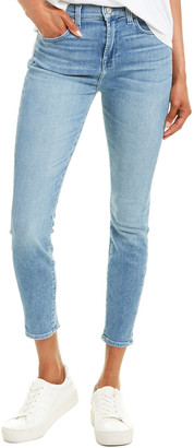 Seven For All Mankind 7 For All Mankind Gwenevere Soft Vintage Polar Sky High-Rise Ankle Cut