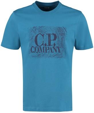 C.P. Company Logo Cotton T-shirt