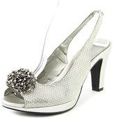 Karen Scott Brandyy Women US 8 Silver Slingback Heel