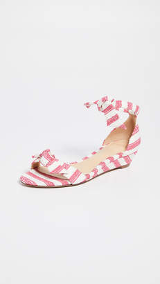 Alexandre Birman Clarita Demi 35mm Wedge Sandals