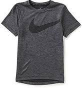 Nike Big Boys 8-20 Breather Hyper Graphic Short-Sleeve Tee