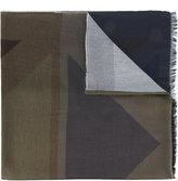 Paul Smith geometric print scarf - men - Cotton/Modal/Viscose - One Size