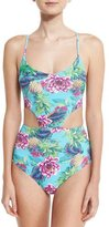 Pilyq Paradise Phoenix One-Piece Swimsuit