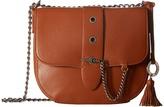 Badgley Mischka Beulah Saddle Handbags