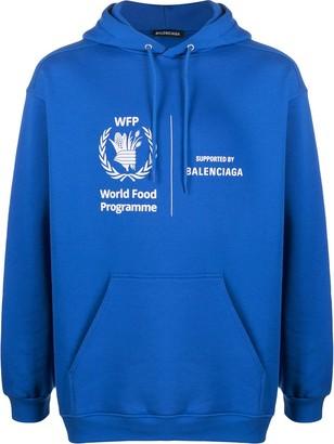 Balenciaga WFP hoodie