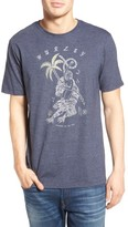 Hurley Men's Nomad Graphic T-Shirt