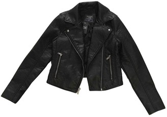 Abercrombie & Fitch Black Jacket for Women