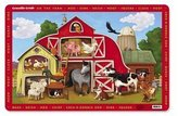 Crocodile Creek On The Farm Placemat by