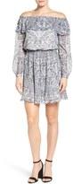 MICHAEL Michael Kors Women's Hamilton Off The Shoulder Dress