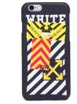 Off-White Diagonal Sticker iPhone 6 Case