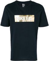 Nike F.C. foil logo T-shirt - men - Cotton - L
