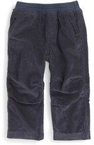 Tea Collection Lined Corduroy Pants (Baby Boys)