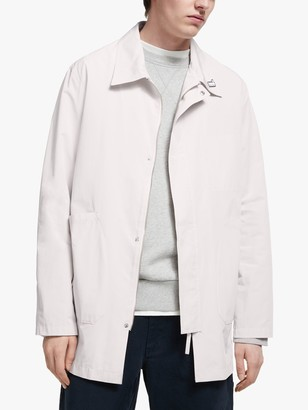 Albam Utility Cotton-Blend Foreman Jacket, White