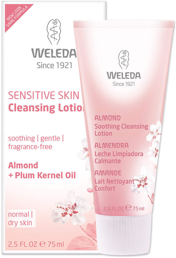 Weleda Sensitive Skin Cleansing Lotion by 2.5oz Lotion)