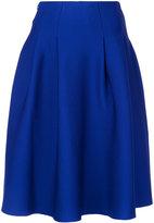 Le Ciel Bleu Tuck Knit skirt
