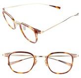 Derek Lam Women's 49Mm Optical Glasses - Black