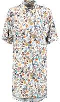 MM6 MAISON MARGIELA Printed Crepe Shirt