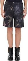 Acne Studios Ari Cotton Blend Drawstring Shorts