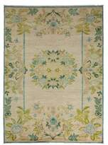 Solo Rugs Oushak Collection Bouquet Oriental Rug