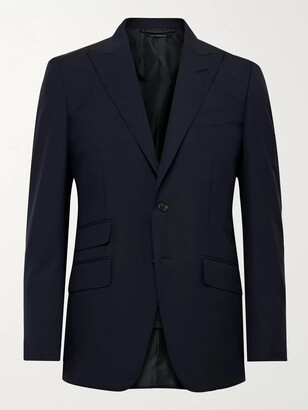 Tom Ford O'connor Slim-Fit Super 120s Wool Suit Jacket