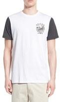 Volcom Men's 'Nowhere Fast' Graphic Crewneck T-Shirt