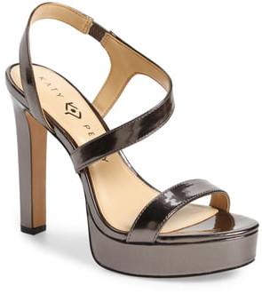 Sandal Platform Platform Sandal Metallic Naomi Naomi Metallic tQdshrCx