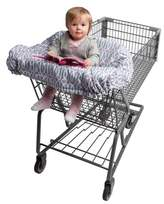 Boppy Park Gate Shopping Cart and High Chair Cover - Pink
