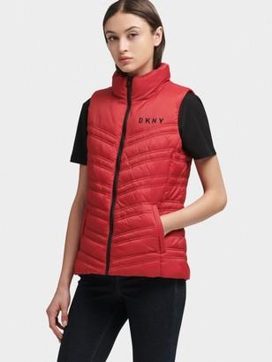 DKNY Puffer Vest