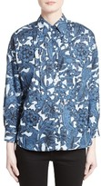 Burberry Women's Posy Blouse