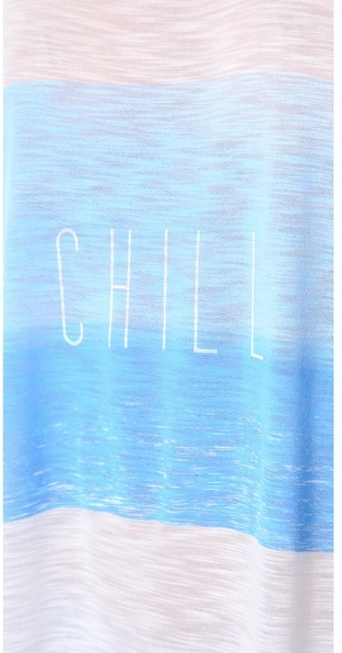 Blue Life Chill Boardwalk Tee