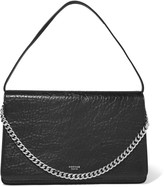 Rochas Borsa textured-leather shoulder bag