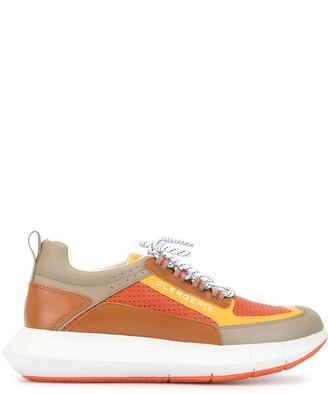Clergerie Sea platform low-top sneakers